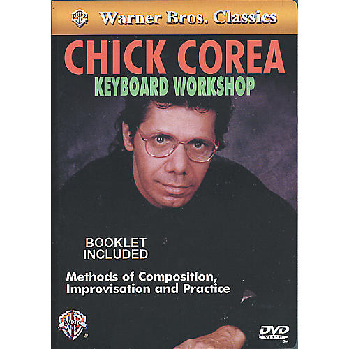Alfred Chick Corea - Keyboard Workshop DVD