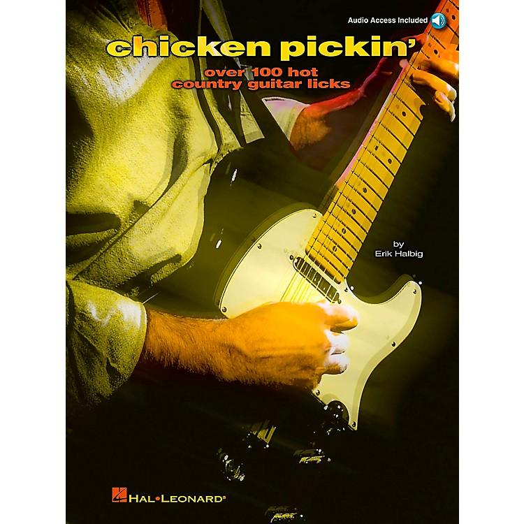Hal LeonardChicken Pickin' (Book/CD)