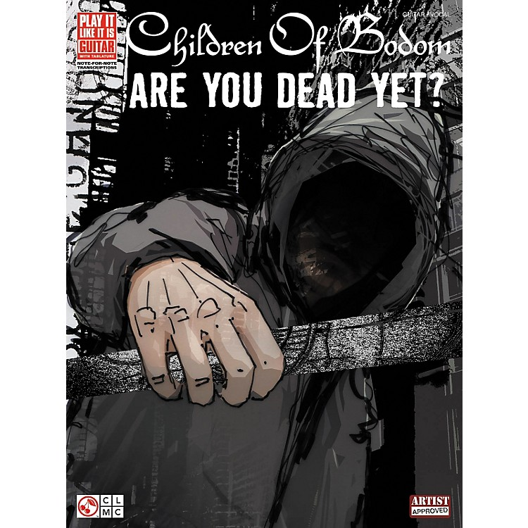 Cherry Lane Children Of Bodom: Are You Dead Yet? Guitar Tab Songbook