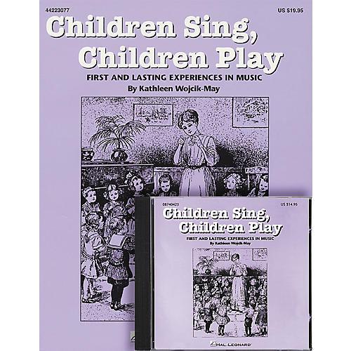 Hal Leonard Children Sing, Children Play Book And Cd
