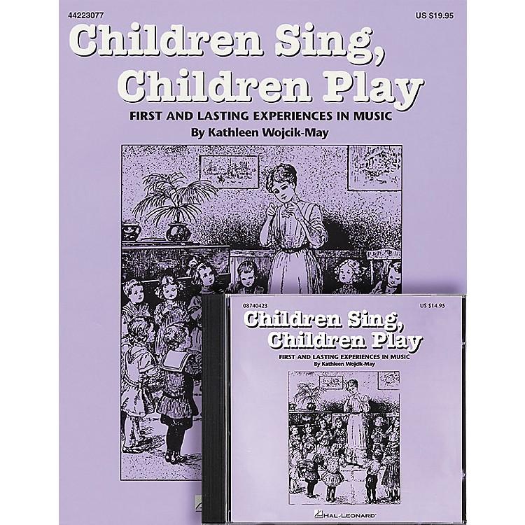 Hal LeonardChildren Sing, Children PlayBook And Cd