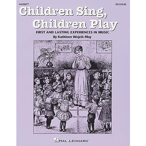 Hal Leonard Children Sing/Children Play Book