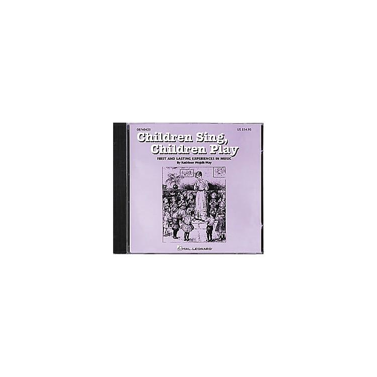 Hal LeonardChildren Sing, Children Play CD