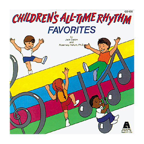 Educational Activities Children's All-Time Rhythm Favorites (CD)