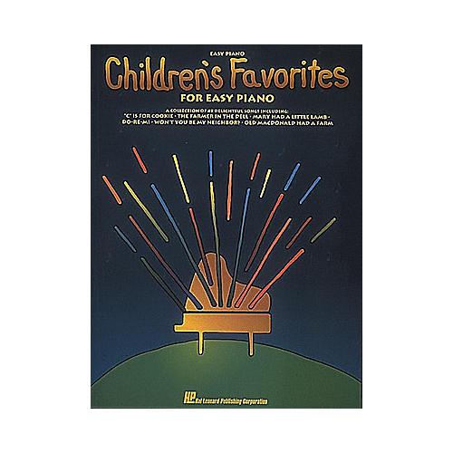 Hal Leonard Children's Favorites For Easy Piano-thumbnail