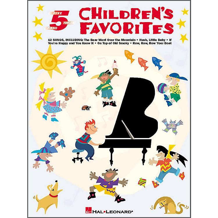 Hal LeonardChildren's Favorites for Five Finger Piano