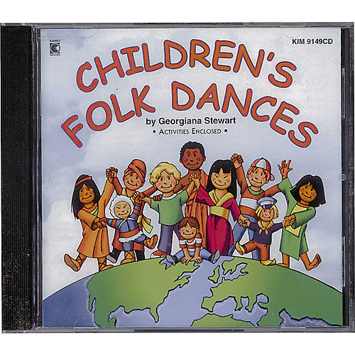 Kimbo Children's Folk Dances