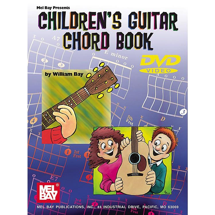 Mel BayChildrens Guitar Chord Book & DVD