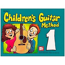 Mel Bay Children's Guitar Method with Online Video/Audio