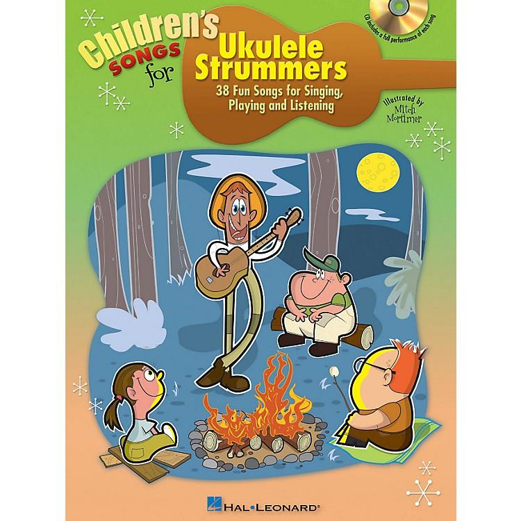 Hal LeonardChildren's Songs For Ukulele Strummers Book/CD