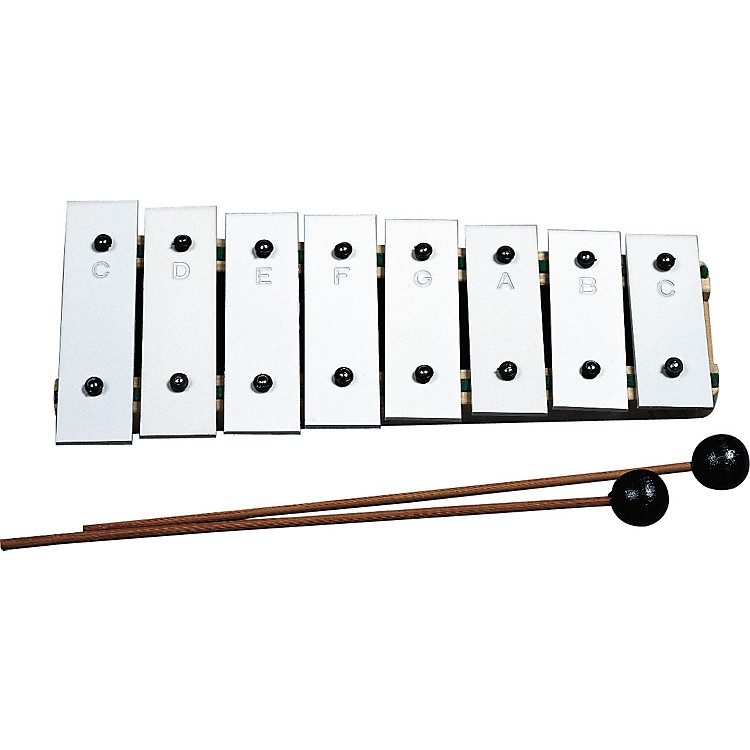 Rhythm Band Child's 8-note Bell Set