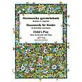 Editio Musica Budapest Child's Play (Music for Recorder and Piano) EMB Series by Various-thumbnail