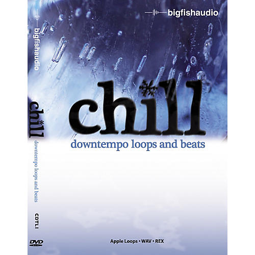 Big Fish Chill: Downtempo Loops and Beats Audio Loops