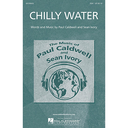 Caldwell/Ivory Chilly Water SSA composed by Paul Caldwell-thumbnail