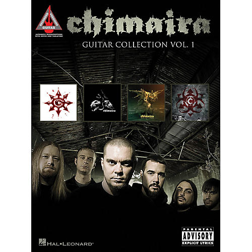 Hal Leonard Chimaira Guitar Collection Volume 1 Guitar Tab Songbook-thumbnail