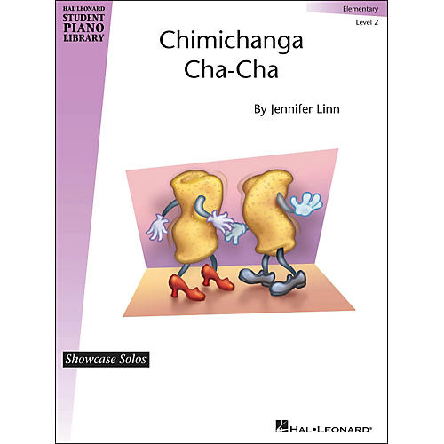 Hal Leonard Chimichanga Cha-Cha - HLSPL Showcase Solo Level 2 - Elementary