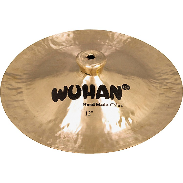 Wuhan China Cymbal  12 Inches