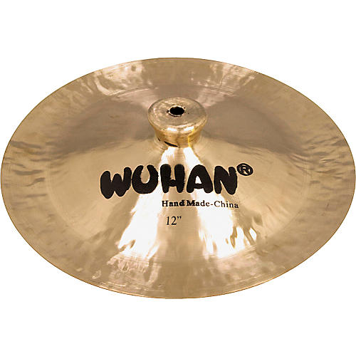 Wuhan China Cymbal  14 in.