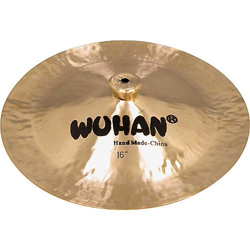 Wuhan China Cymbal  16 in.