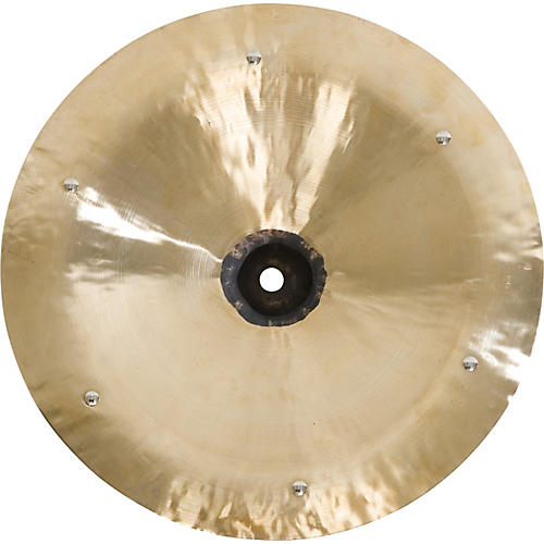 Wuhan China Cymbal with Rivets  18 in.
