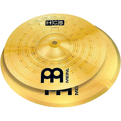 Meinl China Stack Pair with FREE Ching Ring-thumbnail