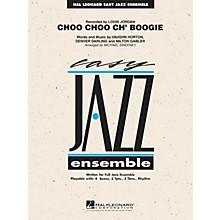 Hal Leonard Choo Choo Ch' Boogie Jazz Band Level 2 Arranged by Michael Sweeney