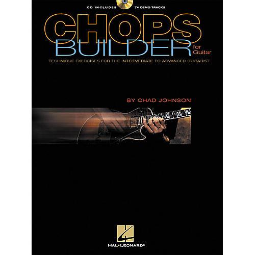 Hal Leonard Chops Builder for Guitar (Book/CD)
