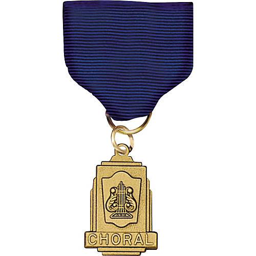 Medalcraft Mint Choral Award Medallion