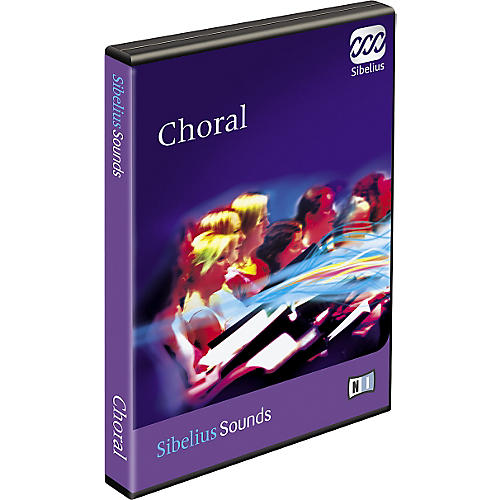 Sibelius Choral Sound Library for Sibelius 5