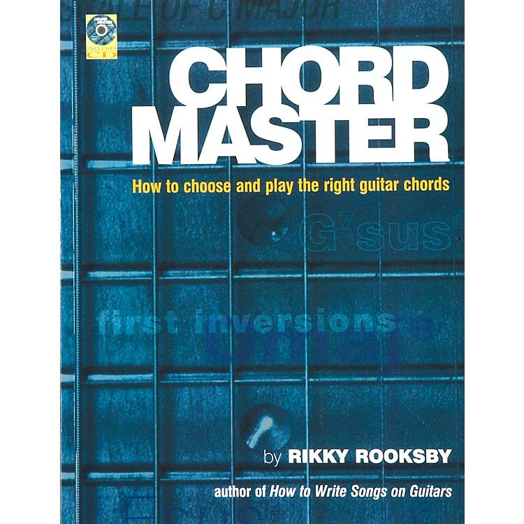 Hal LeonardChord Master (Book/CD)