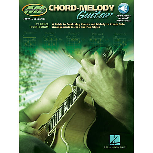 Musicians Institute Chord-Melody Guitar Musicians Institute Press Series Softcover with CD Written by Bruce Buckingham