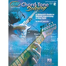 Musicians Institute Chord Tone Soloing Musicians Institute Press Series Softcover Audio Online Written by Barrett Tagliarino