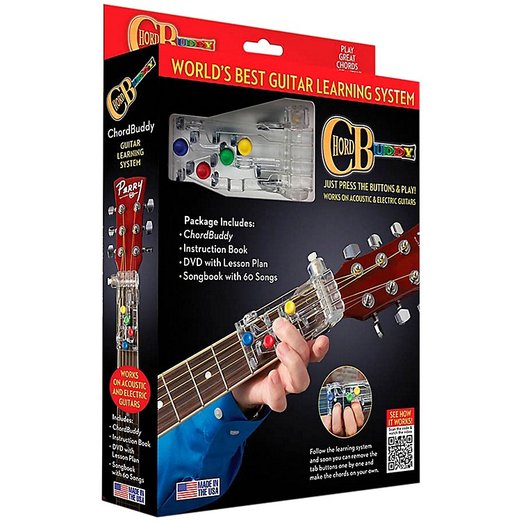 Perry's Music ChordBuddy Guitar Learning System Box Set