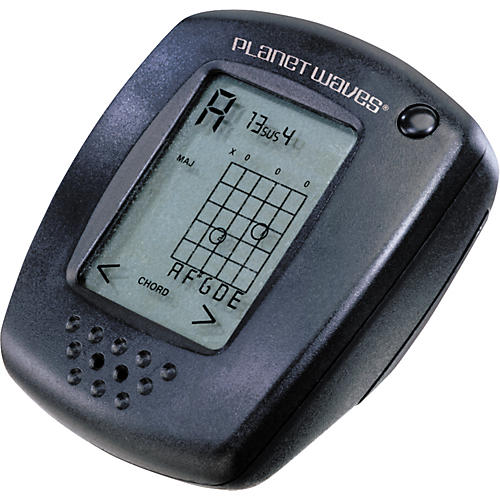 D'Addario Planet Waves Chordmaster Handheld Guitar Chord Dictionary
