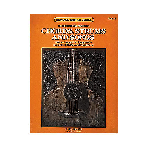 G. Schirmer Chords, Strums and Songs - Part 1 Book