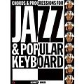 Music Sales Chords and Progressions for Jazz and Popular Keyboard Music Sales America Softcover by Kenneth Baker-thumbnail