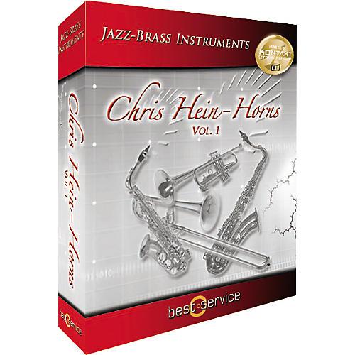 Best Service Chris Hein Horns Vol. 1 Sample Library