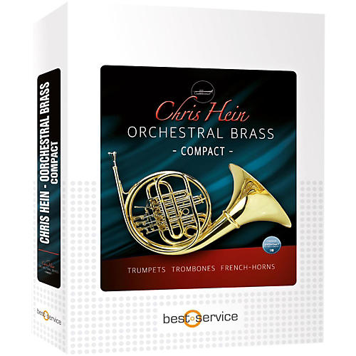 Best Service Chris Hein Orchestral Brass Compact-thumbnail