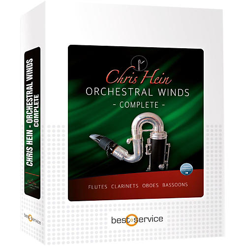 Best Service Chris Hein Orchestral Winds-thumbnail