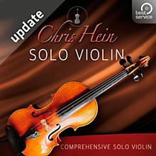 Best Service Chris Hein Solo Violin Update