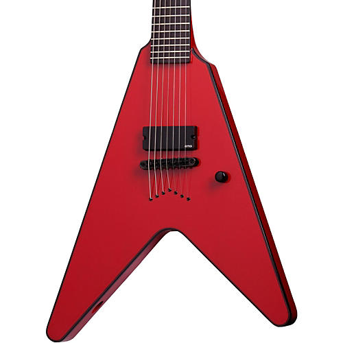 Schecter Guitar Research Chris Howorth V-7 In This Moment Electric Guitar-thumbnail