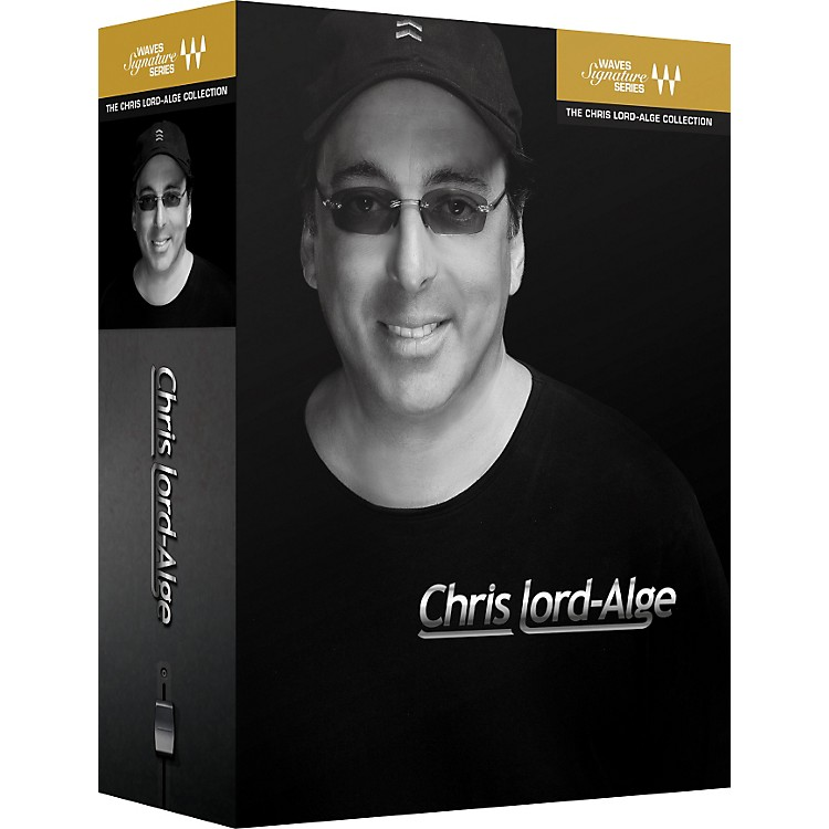 WavesChris Lord-Alge Artist Signature Collection Native LicenseSoftware  Download