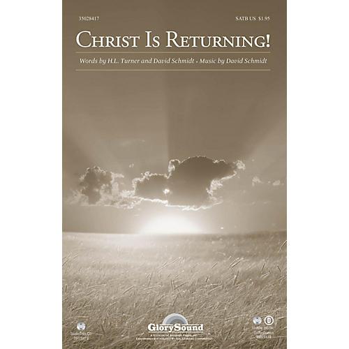 Shawnee Press Christ Is Returning Studiotrax CD Composed by David Schmidt