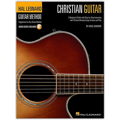 Hal Leonard Christian Guitar Method (Book/CD)