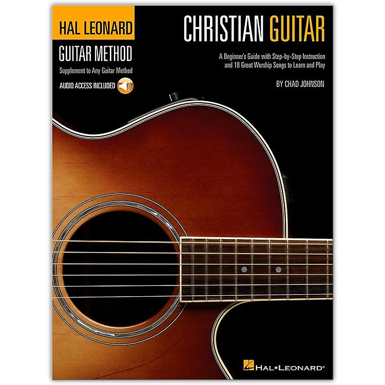 Hal LeonardChristian Guitar Method (Book/CD)