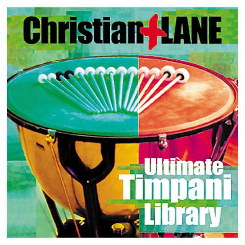 Tascam Christian/Lane: Ultimate Timpani Giga CD Set