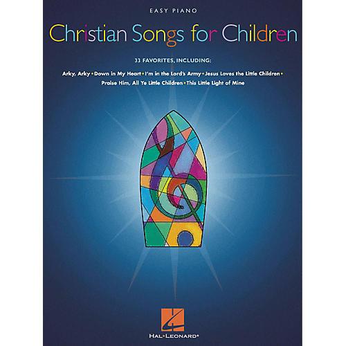 Hal Leonard Christian Songs For Children For Easy Piano