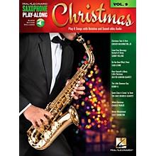 Hal Leonard Christmas - Saxophone Play-Along Vol. 9 (Book/Audio On-line)
