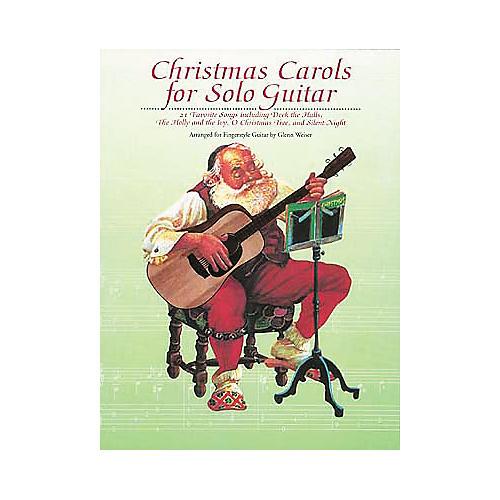 Hal Leonard Christmas Carols for Solo Guitar