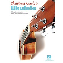 Hal Leonard Christmas Carols for Ukulele songbook